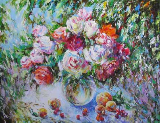 Svetlana Kruglov. Cherries and peaches - photo 1