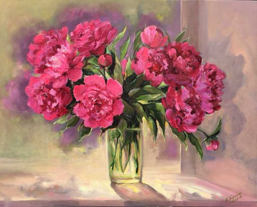 Valentina Baranyuk. Peonies - photo 1