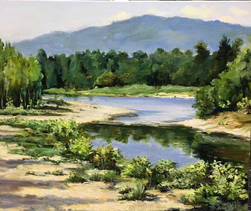 Valentina Baranyuk. Landscape - photo 1
