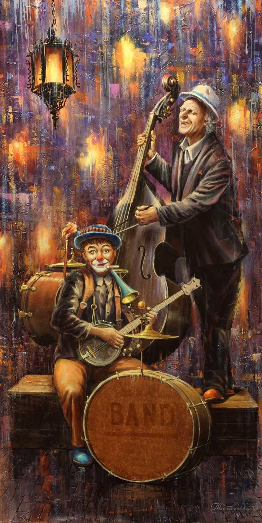 "Serhii Kropovinskyi. ""MUSIC UNDER THE RAIN"" - photo 1"