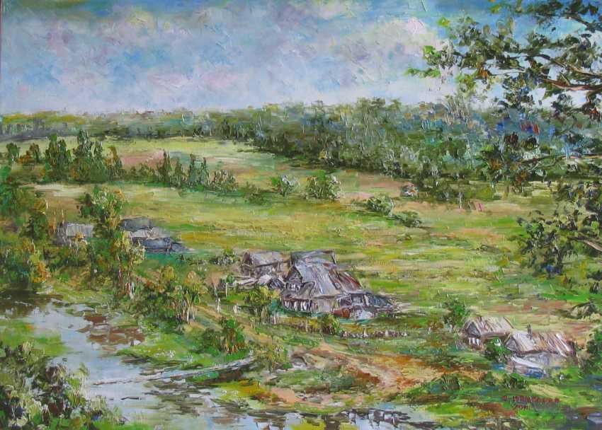 Svetlana Kruglov. The village gave - photo 1
