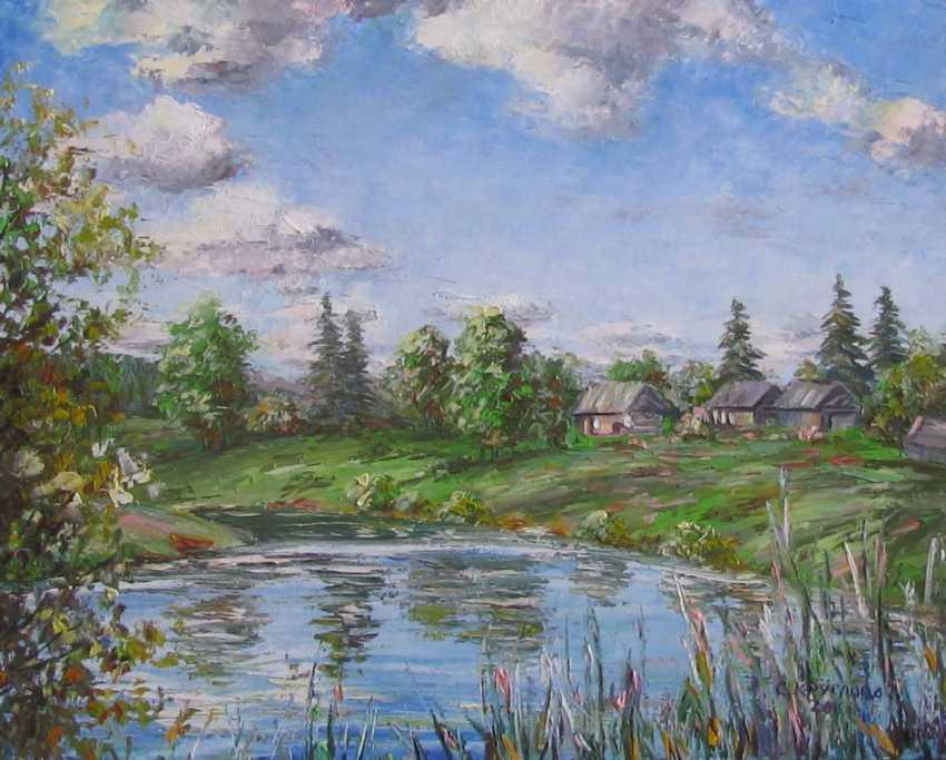 Svetlana Kruglov. My sweet little village - photo 1
