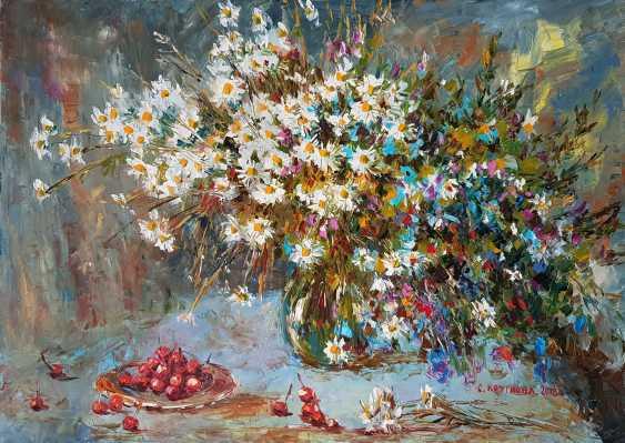 Svetlana Kruglov. Wild cherry - photo 1