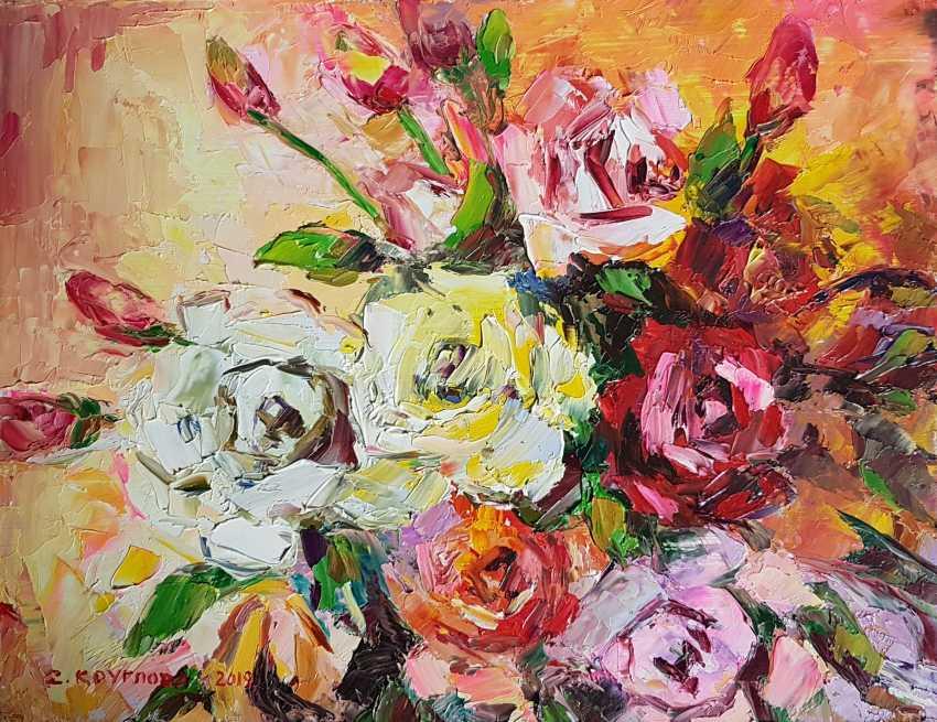 Svetlana Kruglov. The breath of roses - photo 1