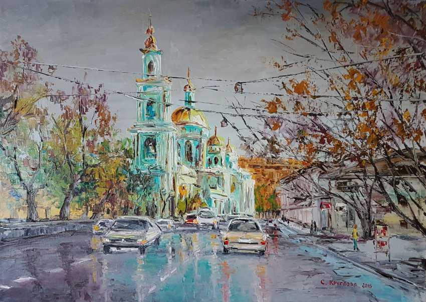Svetlana Kruglov. Elokhovo. Epiphany Cathedral - photo 1