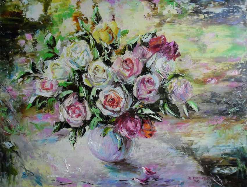 Svetlana Kruglov. The sound of roses - photo 1