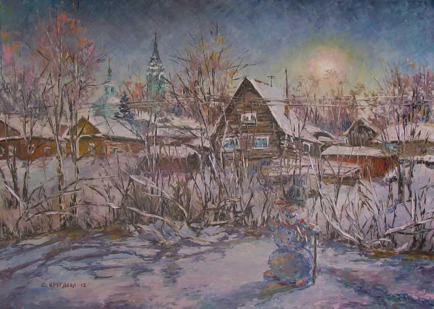 Svetlana Kruglov. Winter's tale - photo 1
