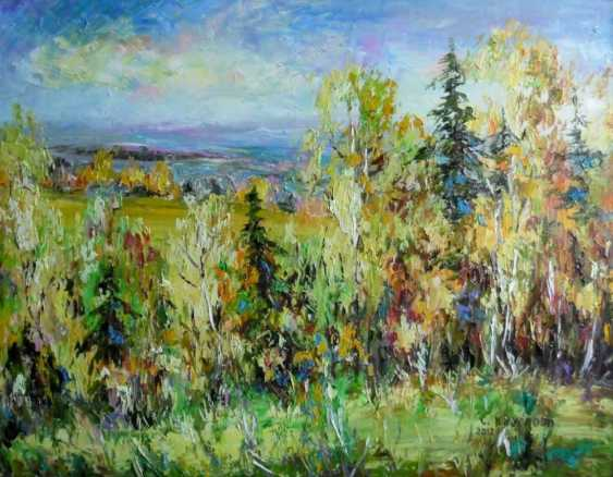 Svetlana Kruglov. Golden autumn - photo 1