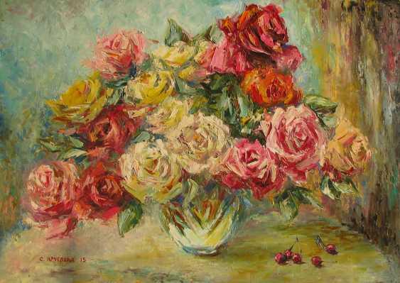Svetlana Kruglov. Classic roses - photo 1