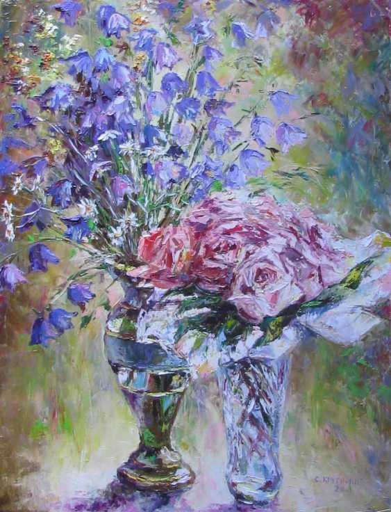 Svetlana Kruglov. Les cloches et les roses - photo 1