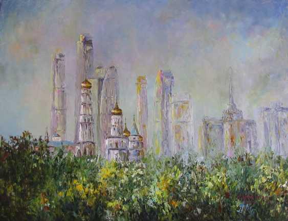 Svetlana Kruglov. The domes and Towers - photo 1