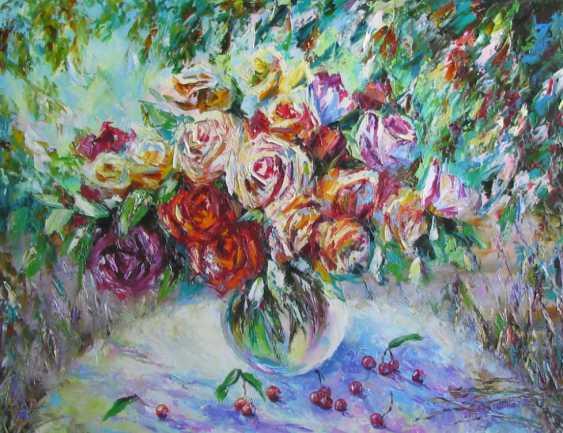 Svetlana Kruglov. Summer garden - photo 1