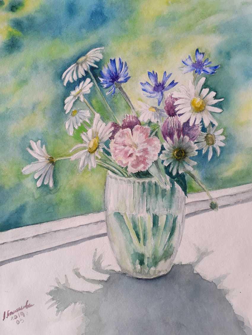 Anastasia Beytuzun. Watercolor Bouquet - photo 1
