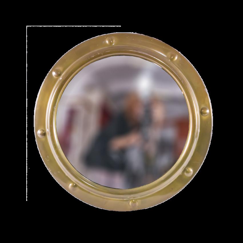 Dutch mirror in the window beginning of the XX century - photo 1