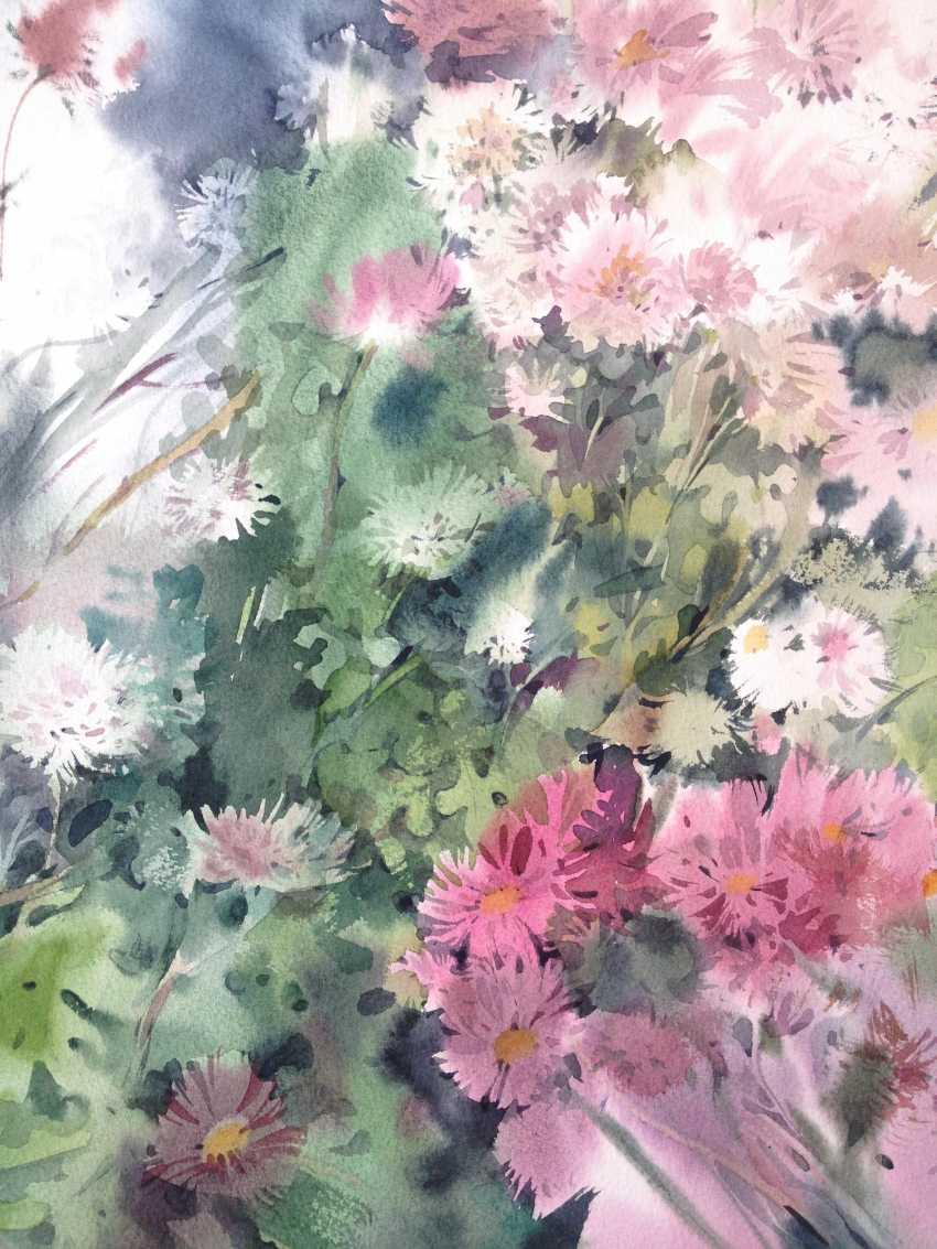 Zoia Emelyanenko. The time of chrysanthemums. Сhrysanthemum time. - photo 2