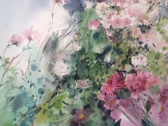 Zoia Emelyanenko. The time of chrysanthemums. Сhrysanthemum time. - photo 3