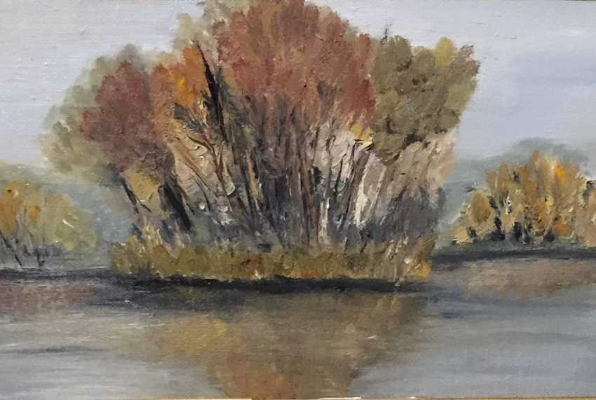 Peter Yavich. autumn - photo 1