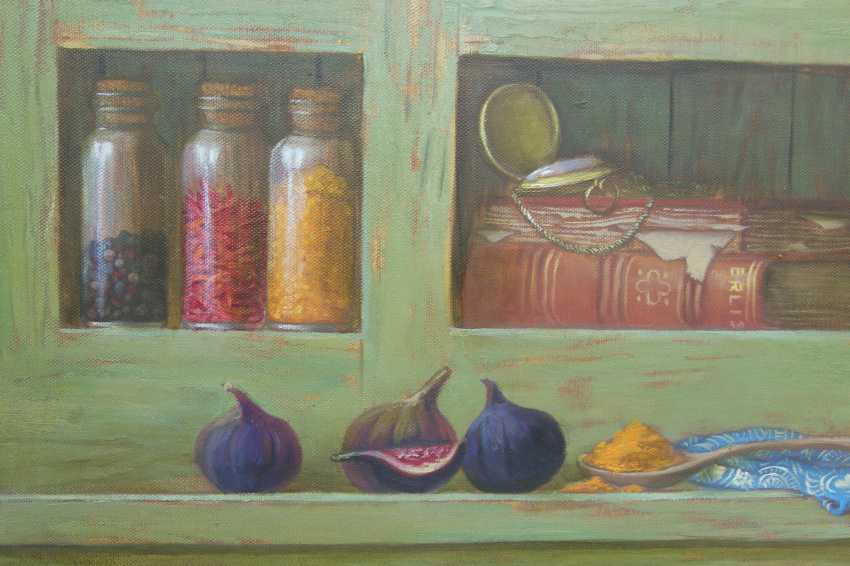 Roman Musiienko. Still life with figs - photo 2