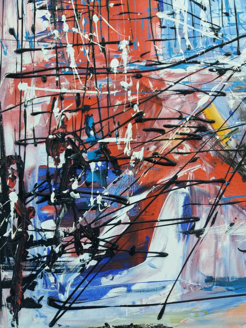 Bob Usoroh. city sketch - photo 2