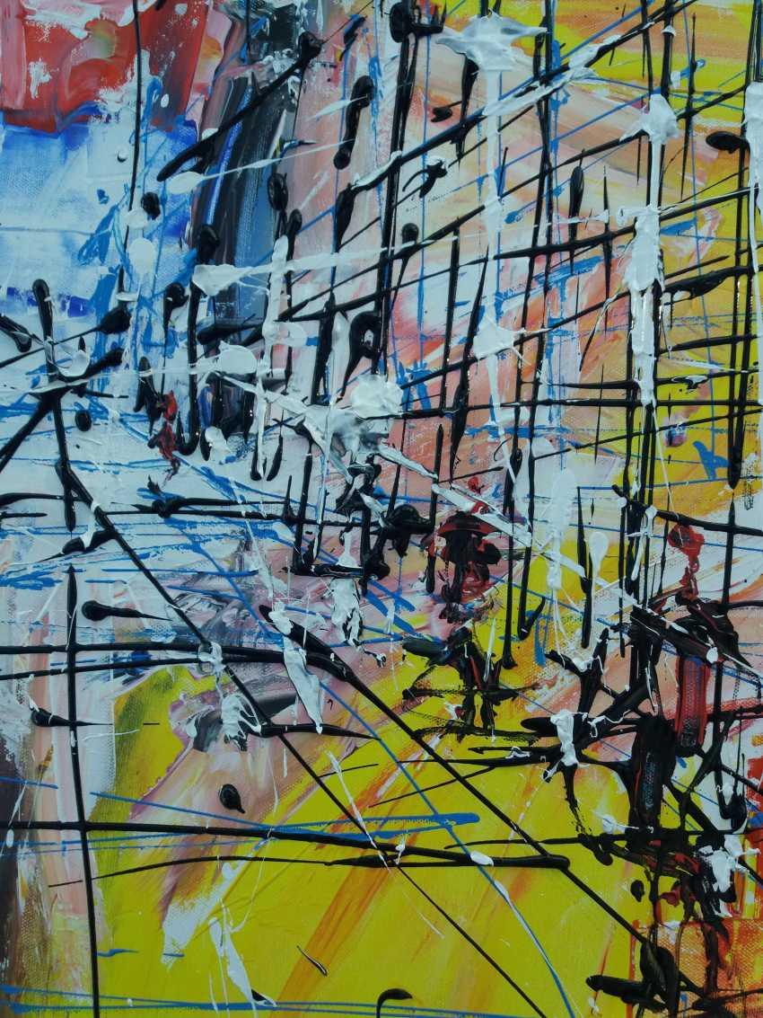 Bob Usoroh. city sketch - photo 3