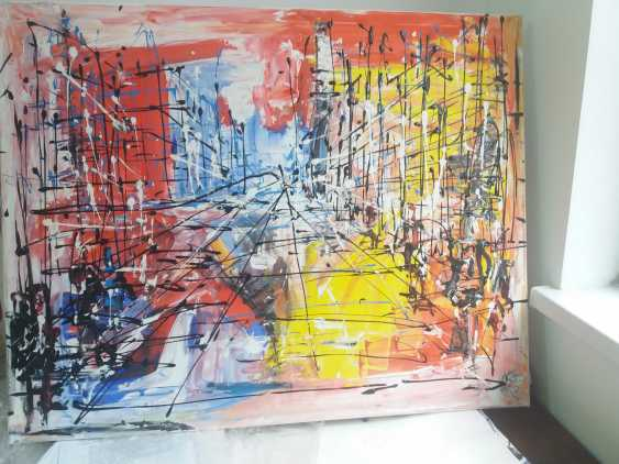 Bob Usoroh. city sketch - photo 5