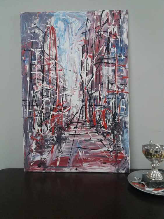 Bob Usoroh. City sketch-1 - photo 4