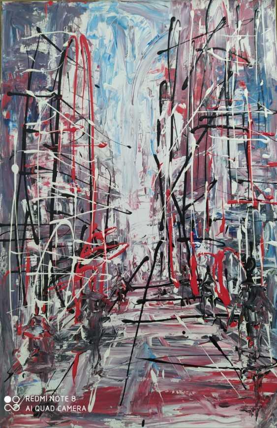 Bob Usoroh. City sketch-1 - photo 5