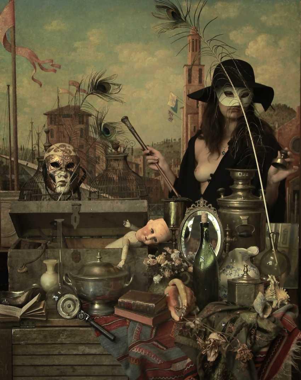 Igor B. Glik. Mercatino delle pulci (flea market Venetian) 1 - photo 1