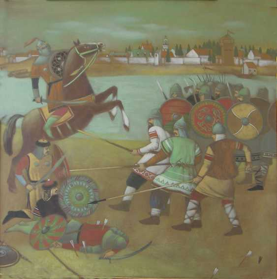 Roman Musiienko. The battle with the Tatars - photo 1
