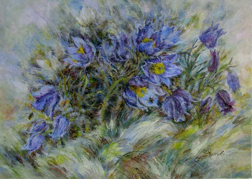 Irina Yaresko. Dream of spring - photo 1