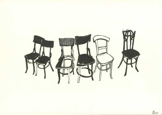 Ekaterina Marakhovskaya. Bentwood chairs - photo 1