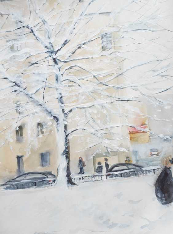 Tetiana Klymenko. Winter day - photo 1