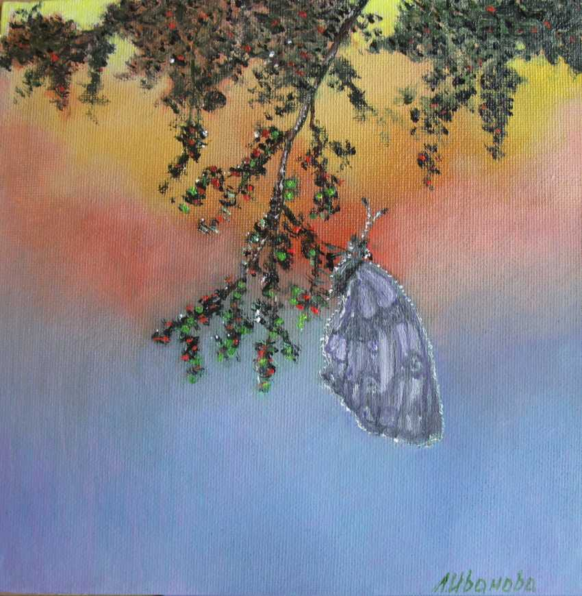 Lidiya Ivanova. Butterfly. - photo 1