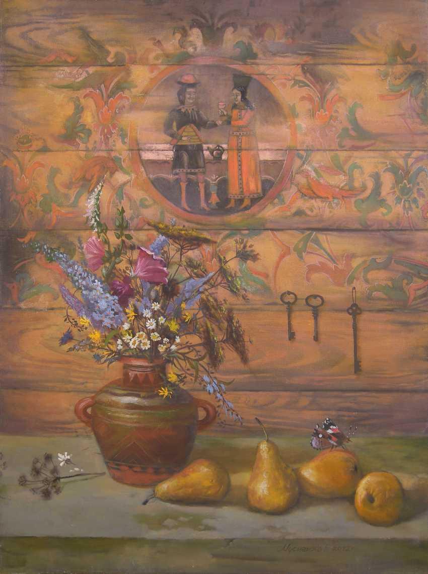 Roman Musiienko. Still life with pears - photo 1