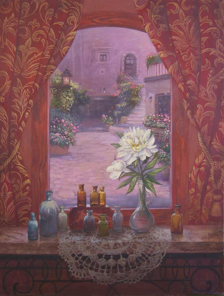 Roman Musiienko. Still life with window - photo 1