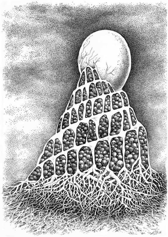 "Sergey Tormishev. ""Babylonian Cocoon"" - photo 1"