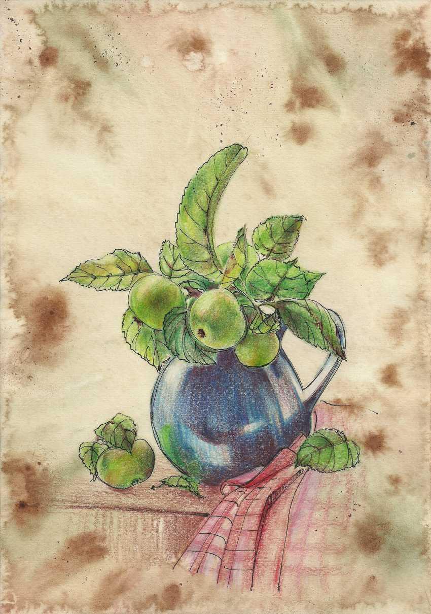 Natasha Mishareva. Apple Spas. 2019. Handmade. The Author - Natalia Pisareva - photo 1