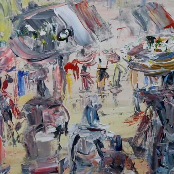 Bob Usoroh. Near the Afro-bazaar - photo 3