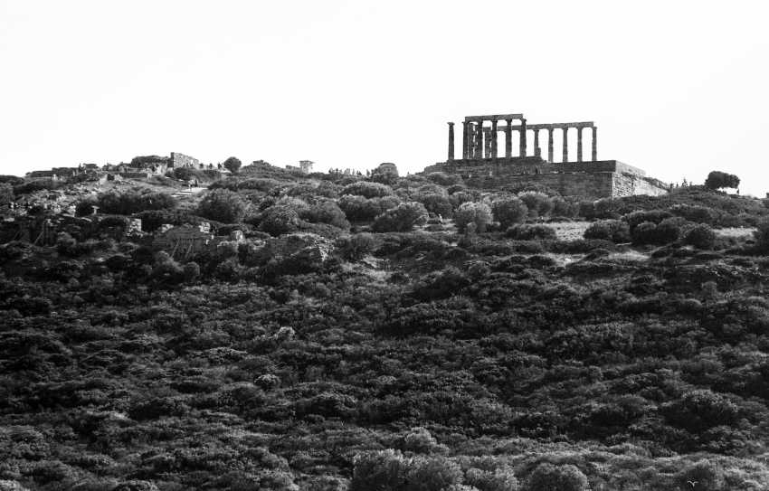 "Adam Kypriadis. ""Ancient Athens"", Shot on film - photo 1"