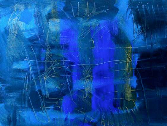 Victor Shchupak. Blue Angels Wake up at night - photo 1