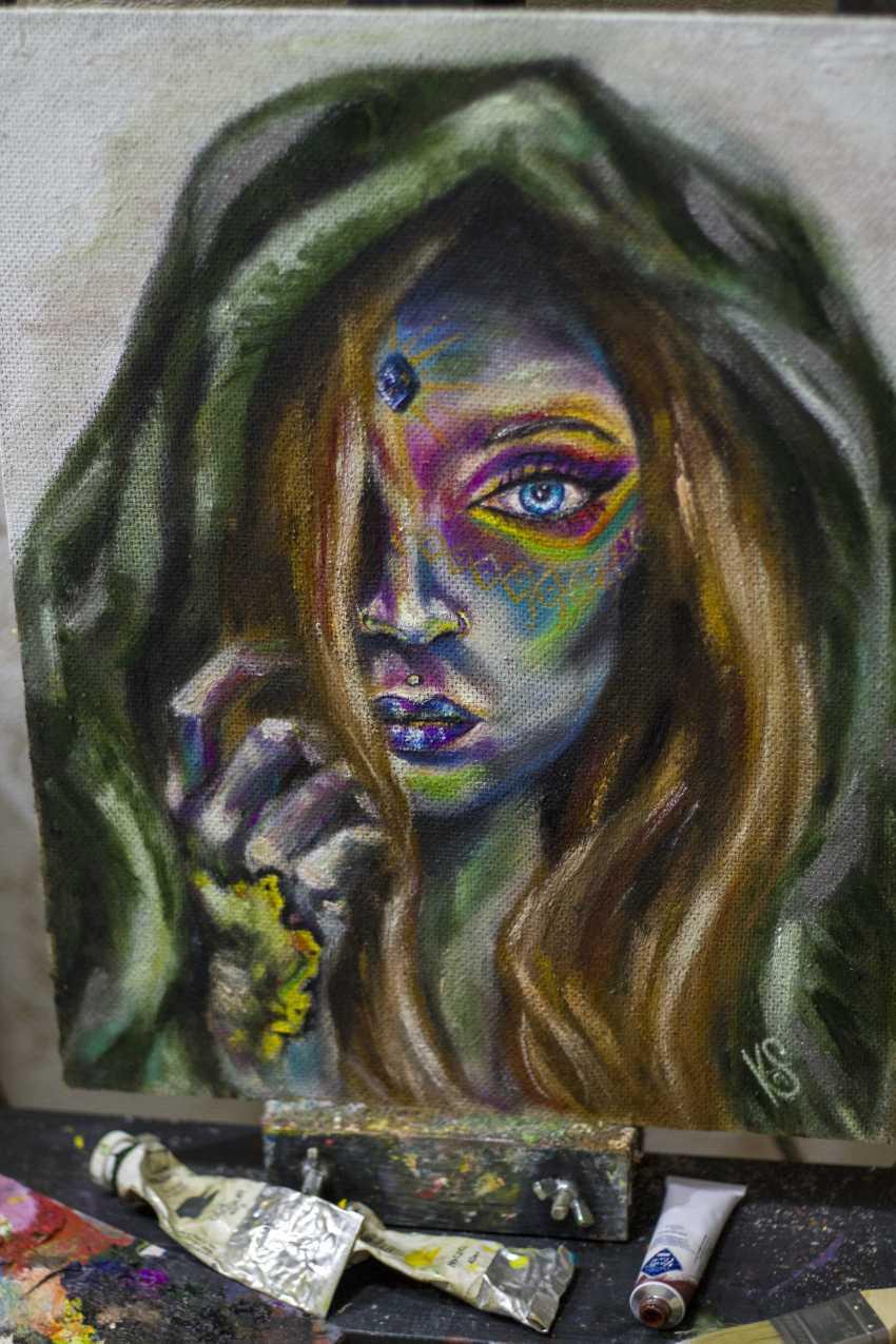Ekaterina Steponenkova. Forest fairy - photo 1