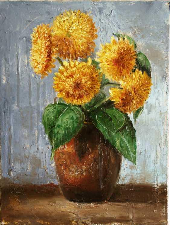 Nataliia Bahatska. Sunflowers - photo 1
