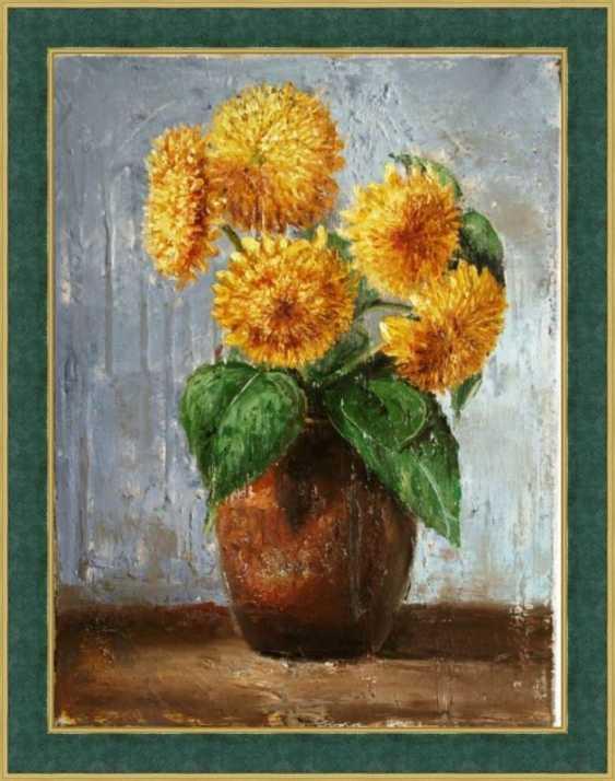 Nataliia Bahatska. Sunflowers - photo 3