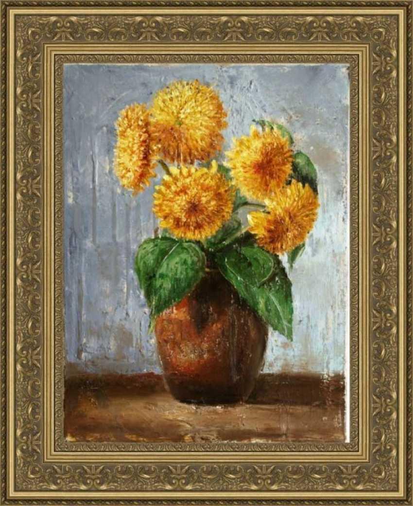 Nataliia Bahatska. Sunflowers - photo 4