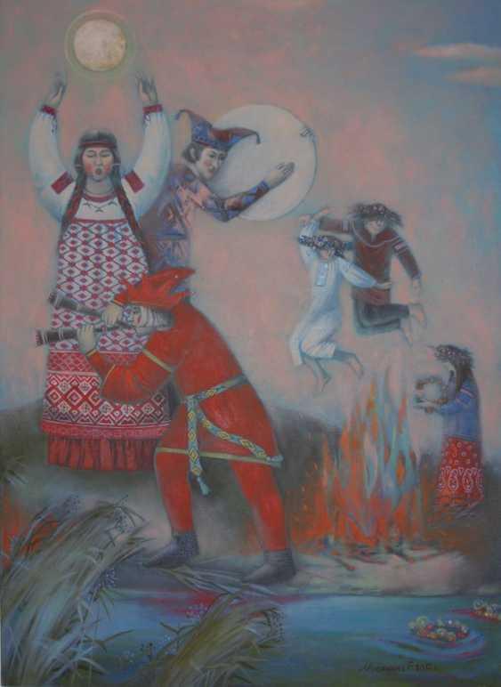 Roman Musiienko. A celebration of the four elements. - photo 1