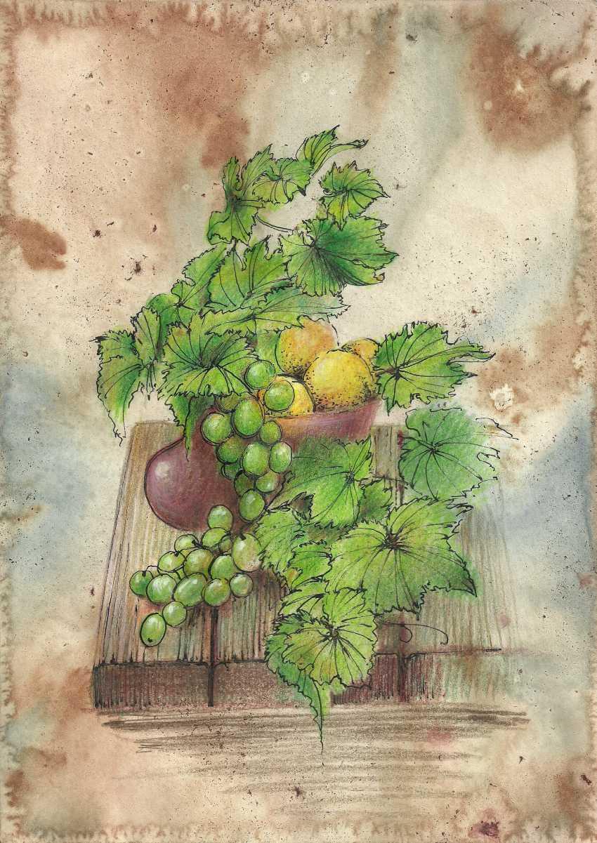 Natasha Mishareva. Fruit. 2019. Handmade. The Author - Natalia Pisareva - photo 1