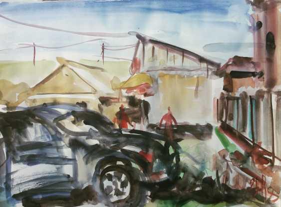 Bob Usoroh. Somewhere in Burundai - photo 1