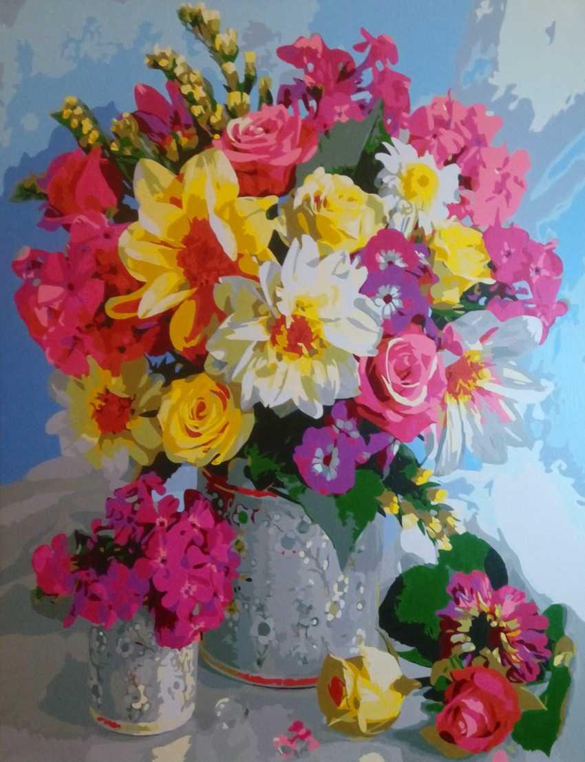 Inna Naumenko. Flowers - photo 1
