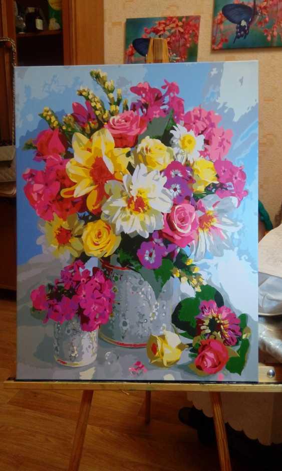 Inna Naumenko. Flowers - photo 2