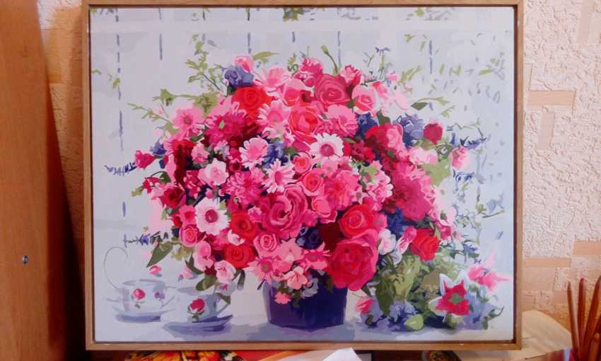 Inna Naumenko. Bouquet - photo 1